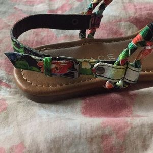 Rampage Shoes - Tribal sandals